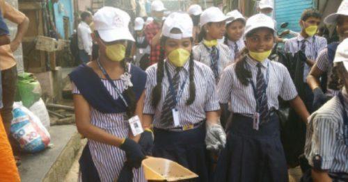A revolution for Cleaner Environment – 1 श्रेष्टटर पर्यावरण के लिए आंदोलन – १